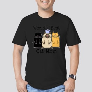 World's Greatest Cat Mom T-Shirt