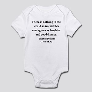 Charles Dickens 13 Infant Bodysuit