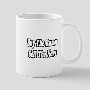 """Stock Market Advice"" Mug"