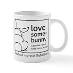 Love Somebunny Mug
