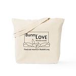 Love Somebunny Tote Bag