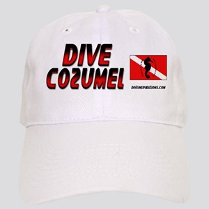 Dive Cozumel (red) Cap #2