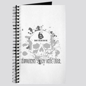 Mutiny's In The Air (Gray) Journal