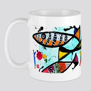 Fish Friends Mug