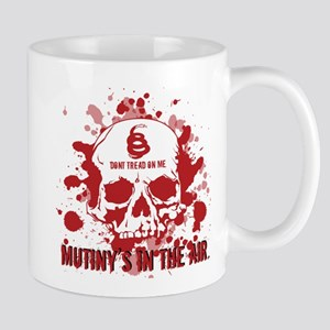 Mutiny's In The Air (Red) Mug