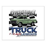 Green Truck Posters