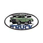 Green Truck Patch