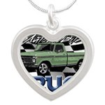 Green Truck Necklaces
