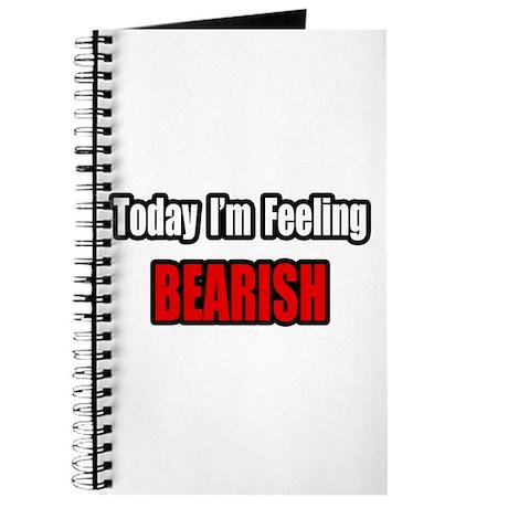 """I'm Feeling Bearish"" Journal"