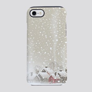 Winter Village iPhone 7 Tough Case
