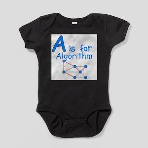 A is for Algorithm Infant Bodysuit Body Suit