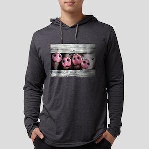 Four in a Row Long Sleeve T-Shirt