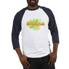 Jesus Freak Baseball Jersey