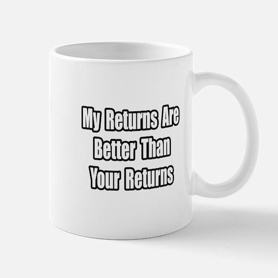 """""""Stock Market Success"""" Mug"""