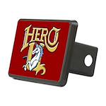 Hero-U Rectangular Hitch Cover