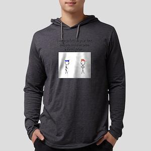 Firemen vs Cops Long Sleeve T-Shirt