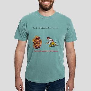 Firemen vs Cops T-Shirt