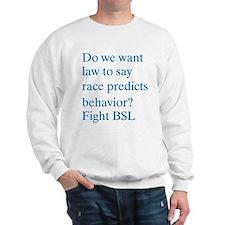 Regulate by Race Sweatshirt
