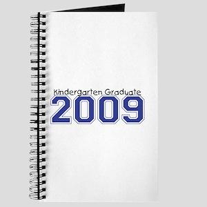 Kindergarten Graduate 2009 (Blue) Journal