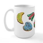 Xmas Cookie Large Mug