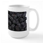 Blackberry Large Mug