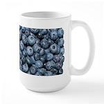 Blueberry Large Mug