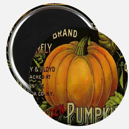 """Vintage Fruit Crate Label 2.25"""" Magnet (10 pack)"""