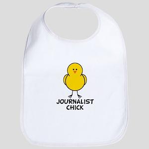 Journalist Chick Bib
