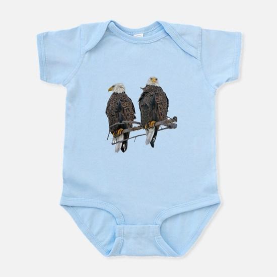 TWIN EAGLES Infant Bodysuit