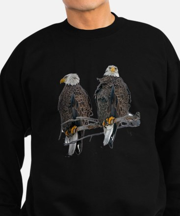 TWIN EAGLES Sweatshirt (dark)
