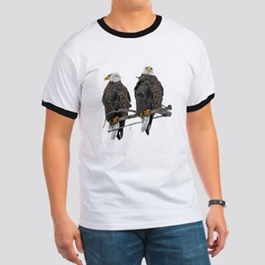 TWIN EAGLES Ringer T