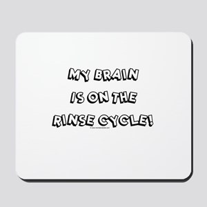 Rinse Cycle Mousepad
