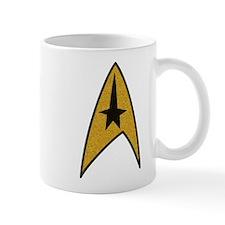 Star Trek TOS Patch Logo Mug