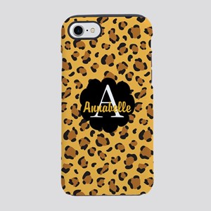 Personalized Name Monogram Gift iPhone 7 Tough Cas