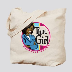 That Girl! Tote Bag