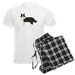 Border Collie Men's Light Pajamas