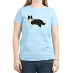 Border Collie Women's Classic T-Shirt