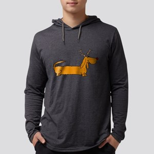 Funny Christmas Dachshund Long Sleeve T-Shirt