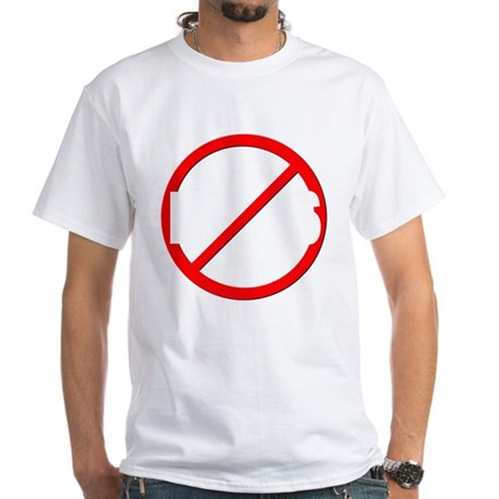 AntiDrugs-10x10aTrans T-Shirt