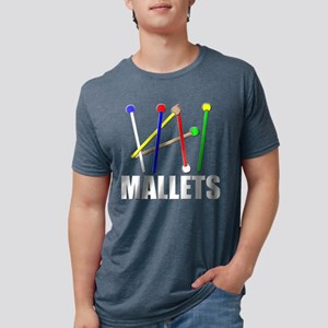 rainbow mallet percussion xylophone T-Shirt