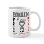 Brain Cancer Month Mug