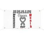 Brain Cancer Month Banner