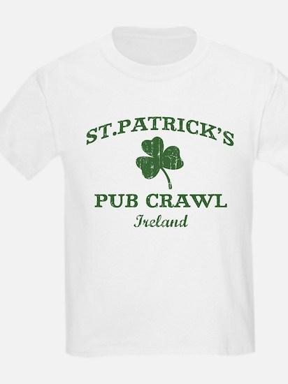 Ireland pub crawl T-Shirt
