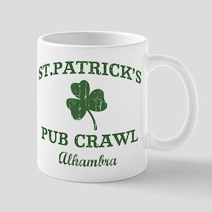 Alhambra pub crawl Mug