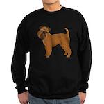 Griffon Bruxellois Sweatshirt (dark)