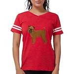 Griffon Bruxellois Womens Football Shirt