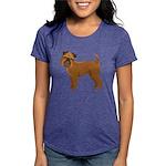 Griffon Bruxellois Womens Tri-blend T-Shirt