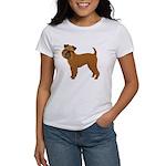 Griffon Bruxellois Women's Classic T-Shirt