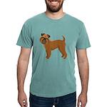 Griffon Bruxellois Mens Comfort Colors® Shirt