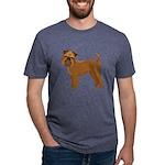 Griffon Bruxellois Mens Tri-blend T-Shirt